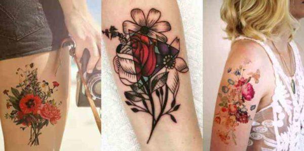 Tatuagens Femininas Delicadas E Seus Significados Blog