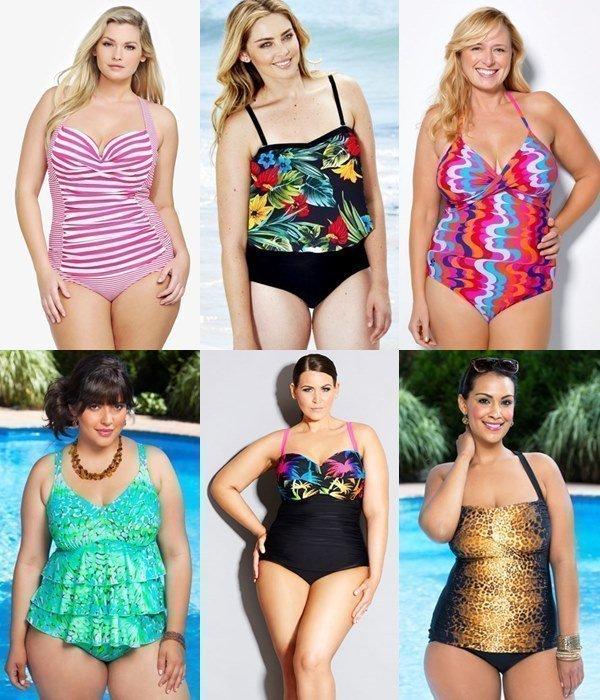 25e261f03 Moda praia plus size, como escolher? - Blog Feminino